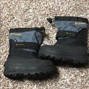 Toddler Columbia Boots